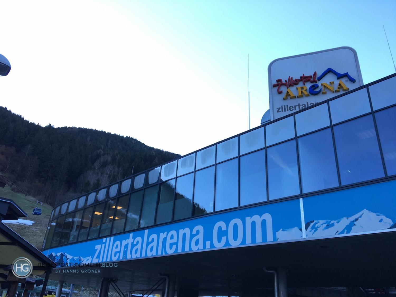 Zillertal Arena | 2. April 2018 (Foto: Hanns Gröner)
