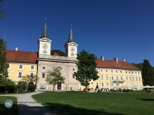 Mit dem eMTB vom Söllbachtal zur Aueralm (Foto: Hanns Gröner)