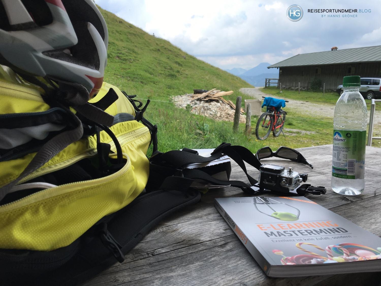 Mit dem eMTB von Lenggries nach Gmund (Foto: Hanns Gröner)