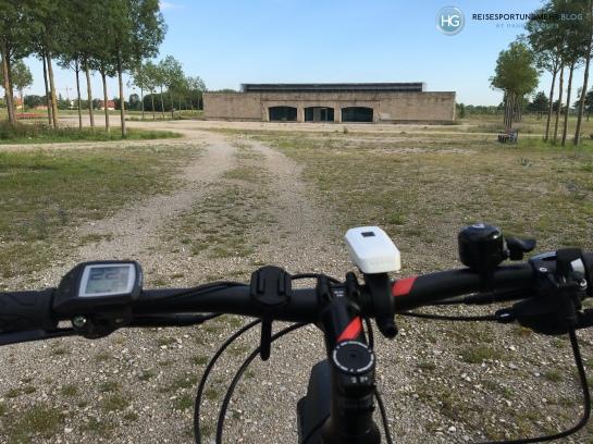 Mit dem e-Bike ins Büro (Foto: Hanns Gröner)