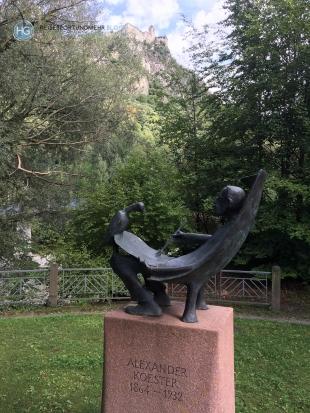 Klausen (Foto: Hanns Gröner)