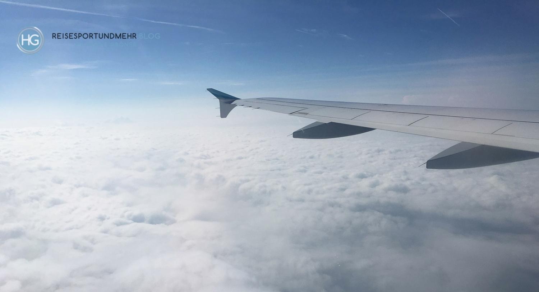 Über den Wolken (Foto: Hanns Gröner)