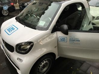 Smart von Car2Go (Foto: Hanns Gröner)