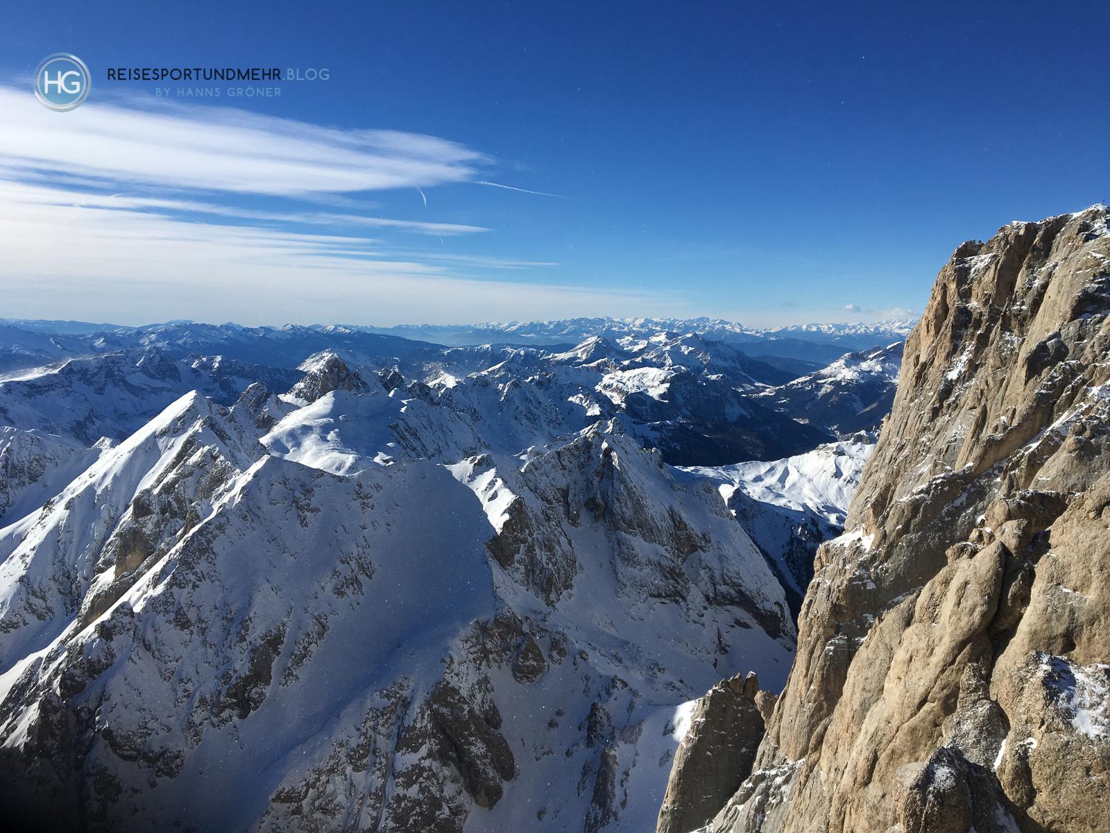 Südtirol Dezember 2018 - Marmolada (Foto: Hanns Gröner)