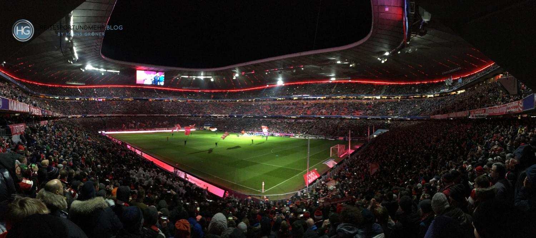 Allianz Arena | Bayern - Schalke (Foto: Hanns Gröner)