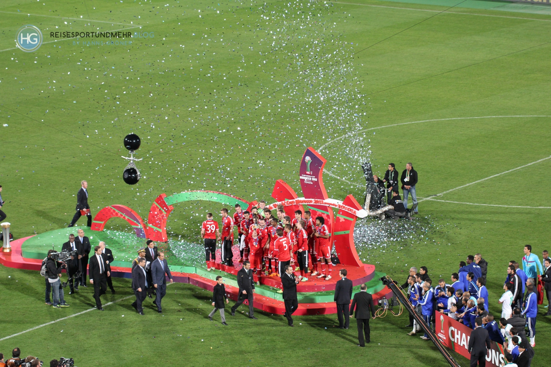 Weltpokalfinale Marrakesch 2013 (Foto: Hanns Gröner)