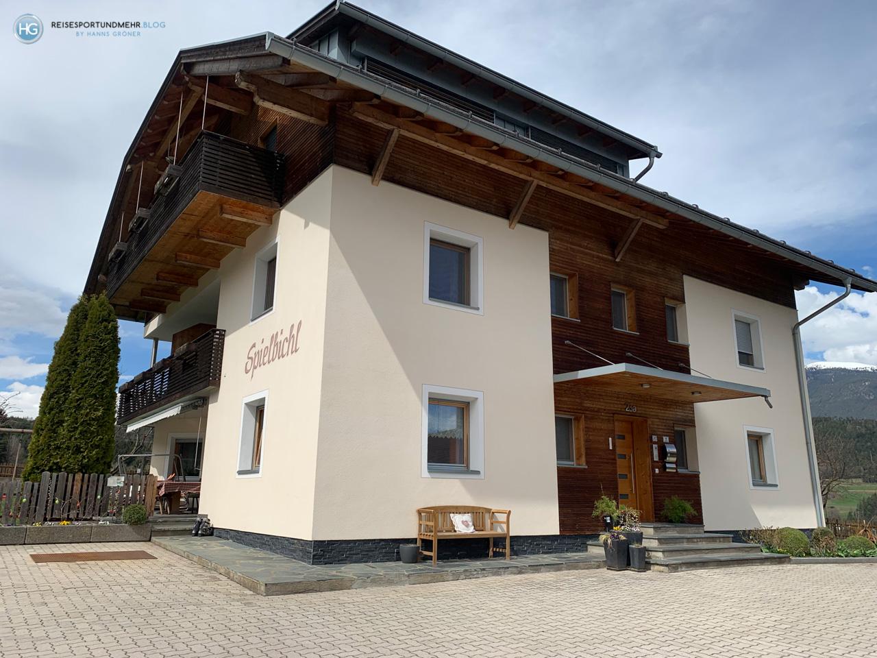 Apartment Spielbichl bei St. Lorenzenz (Foto: Hanns Gröner)