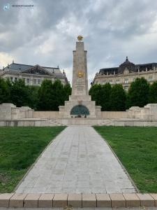 Budapest im April 2019 (Foto: Hanns Gröner)