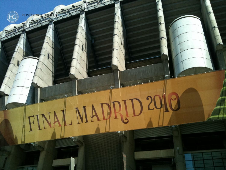 CL Finale Madrid 2010 (Foto: Hanns Gröner)