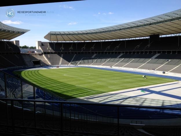 Berliner Olympiastadion 2012 (Foto: Hanns Gröner)
