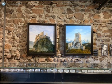 Messner Mountain Museum Firmian bei Bozen im Juni 2019 (Foto: Hanns Gröner)