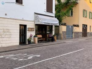 Caldonazzo 2019 - Eisdiele (Foto: Hanns Gröner)