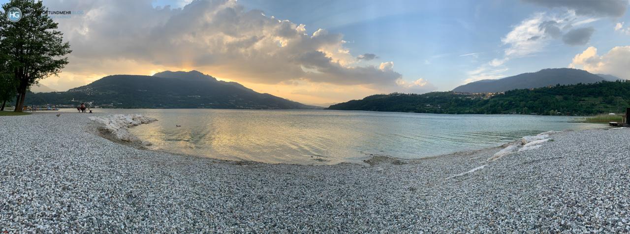 Caldonazzosee im Juni 2019 (Foto: Hanns Gröner)