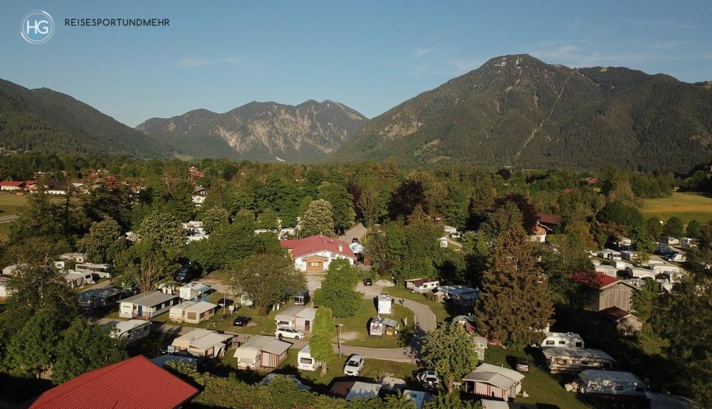Camping Tegernsee 2019 (Foto: Hanns Gröner)