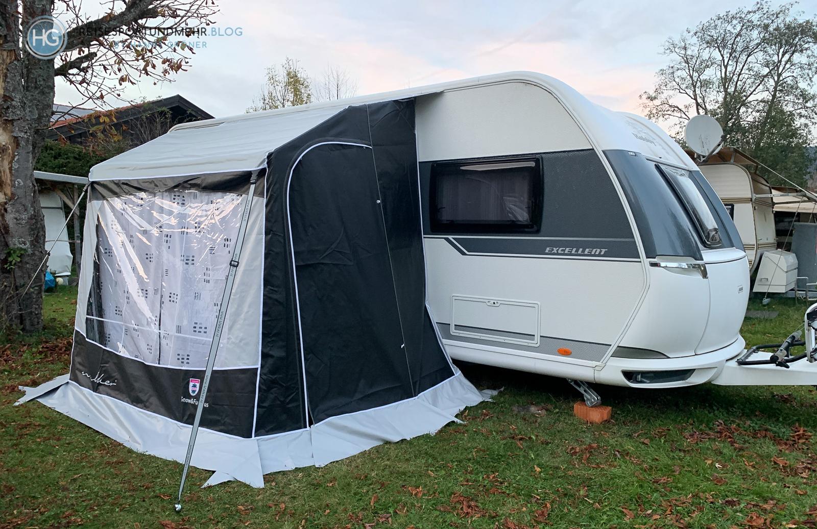 Wintercamping (Foto: Hanns Gröner, 2019)