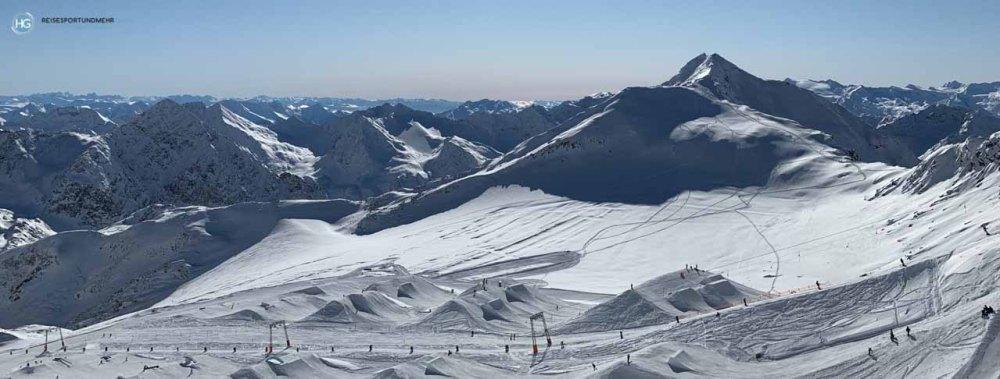 Stubaier Gletscher im November 2019 (Foto: Hanns Gröner)