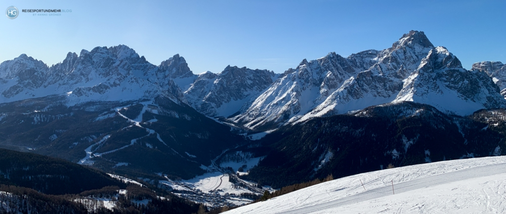 Skifahren in den Dolomiten 2020 (Foto: Hanns Gröner)