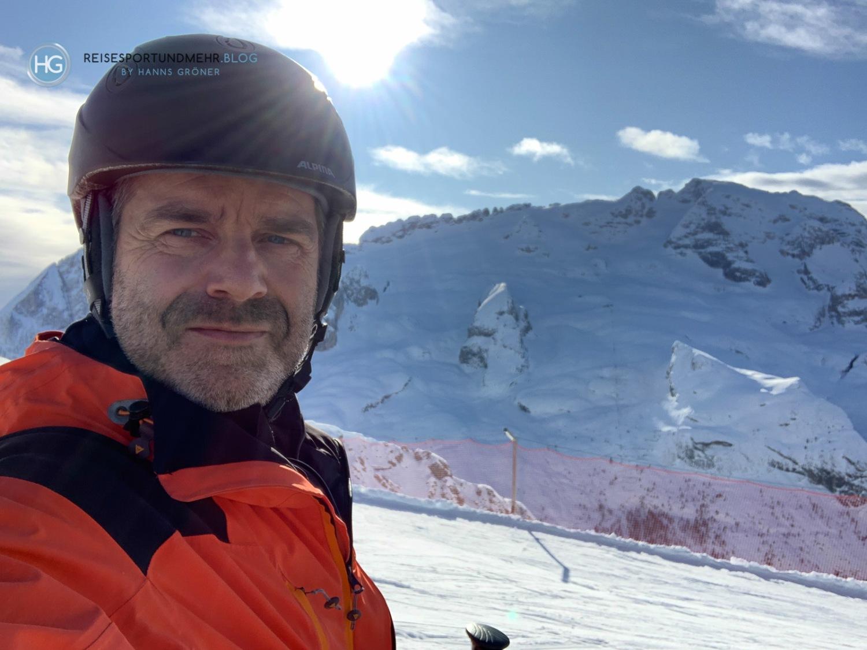 Dolomiten im Dezember 2019 (Foto: Hanns Gröner)
