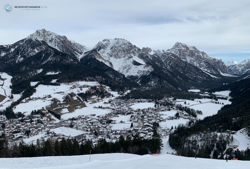 Dolomiten im Januar 2020 (Foto: Hanns Gröner)