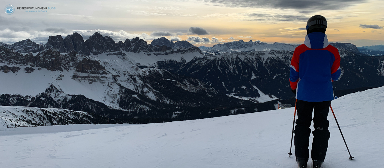 Dolomiten 2020 - Blick über die Trametsch auf Brixen (Foto: Hanns Gröner)