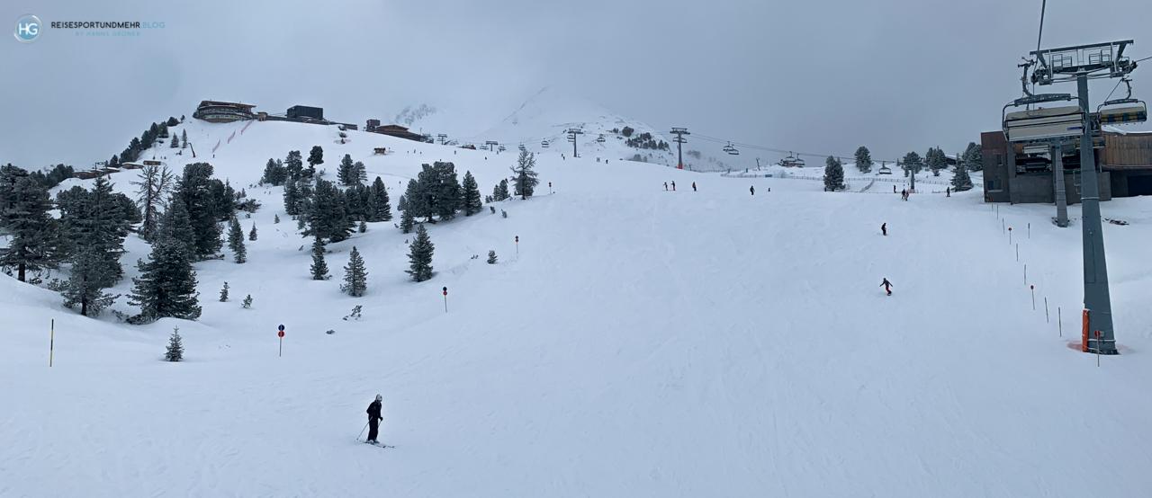Zillertal im Januar 2020 - Blick auf Mayrhofen (Foto: Hanns Gröner)
