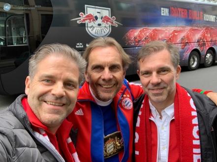 DFB Pokalfinale Berlin 2019 FCB - Leipzig