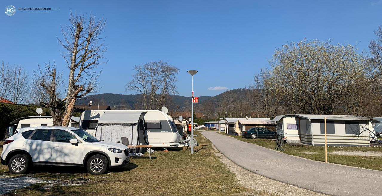 Tegernsee im März 2020 (Foto: Hanns Gröner)
