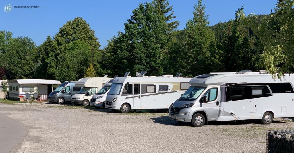 Campingplatz Demmelhof (Foto: Hanns Gröner)