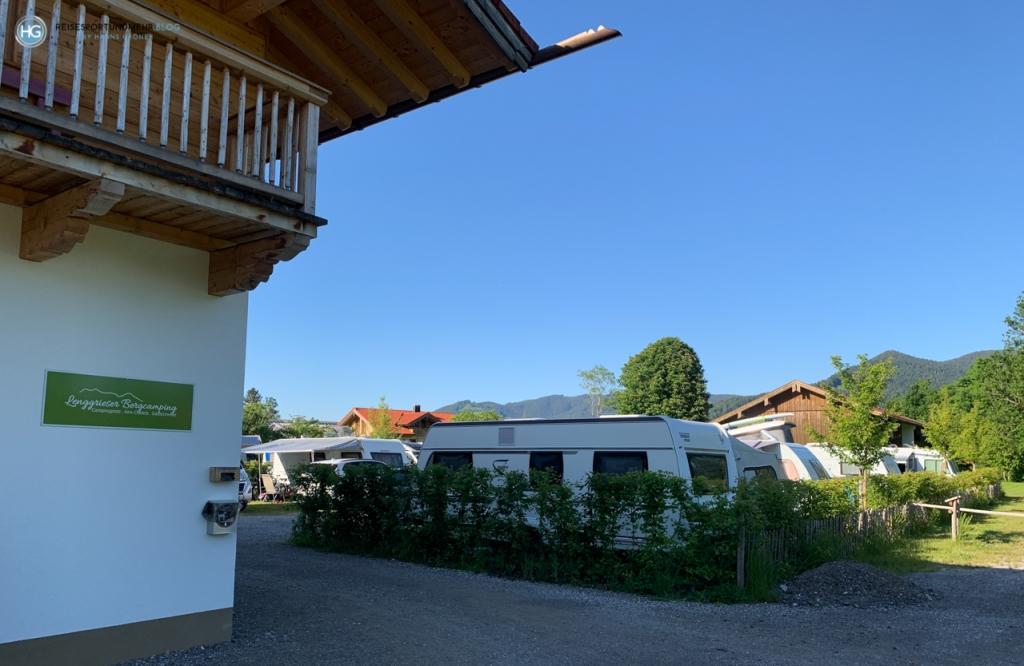 Campingplätze im Voralpenland (Foto: Hanns Gröner)