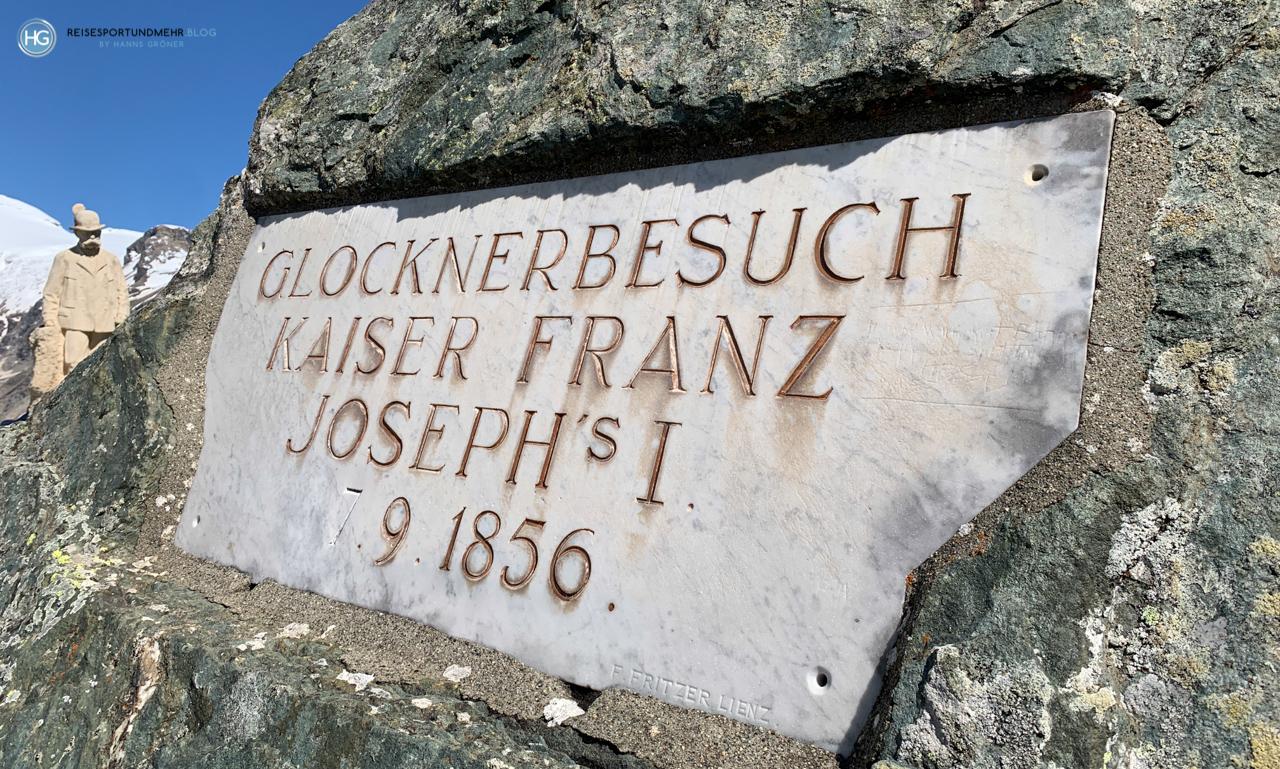 Großglockner Hochalpenstraße (Foto: Hanns Gröner)