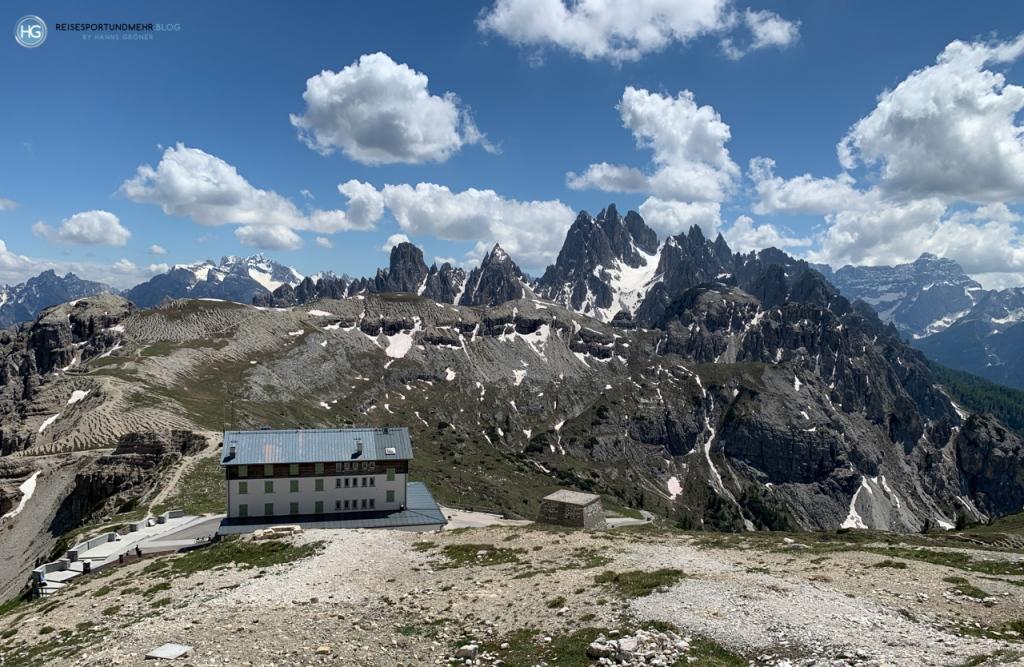 Auronzohütte 2020 (Foto: Hanns Gröner)