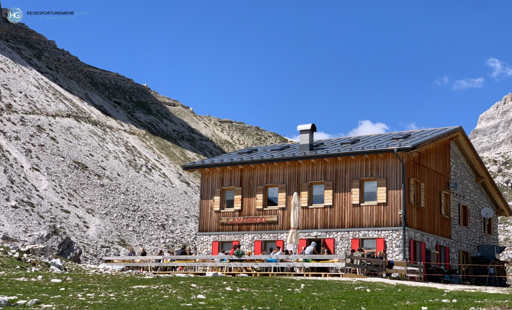 Lavaredohütte 2020 (Foto: Hanns Gröner)
