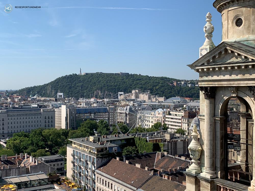 Budapest im Sommer 2020 (Foto: Hanns Gröner)