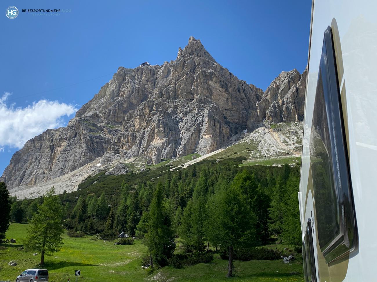 Südtirol im Juni Lagazuoi Falzarego (Foto: Hann Gröner)