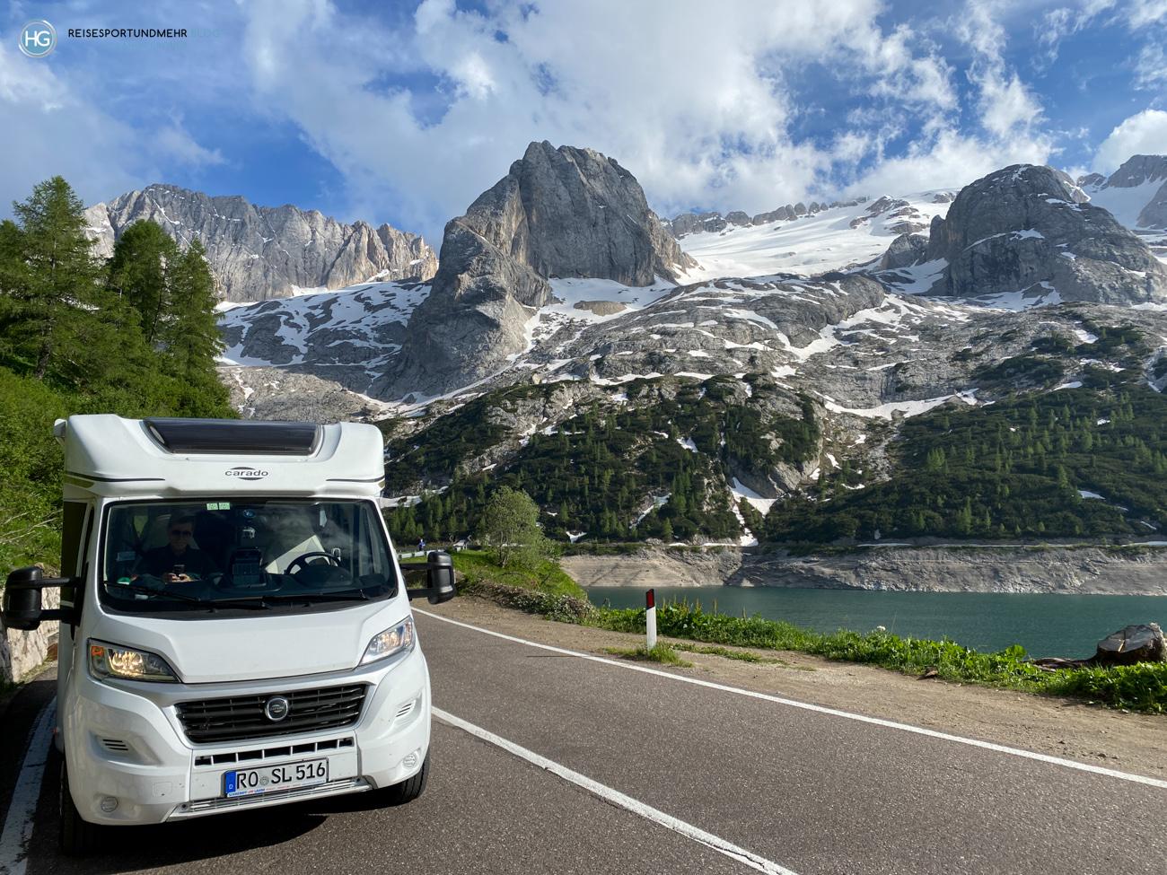 Südtirol 2021 - Marmolada (Foto: Hanns Gröner)