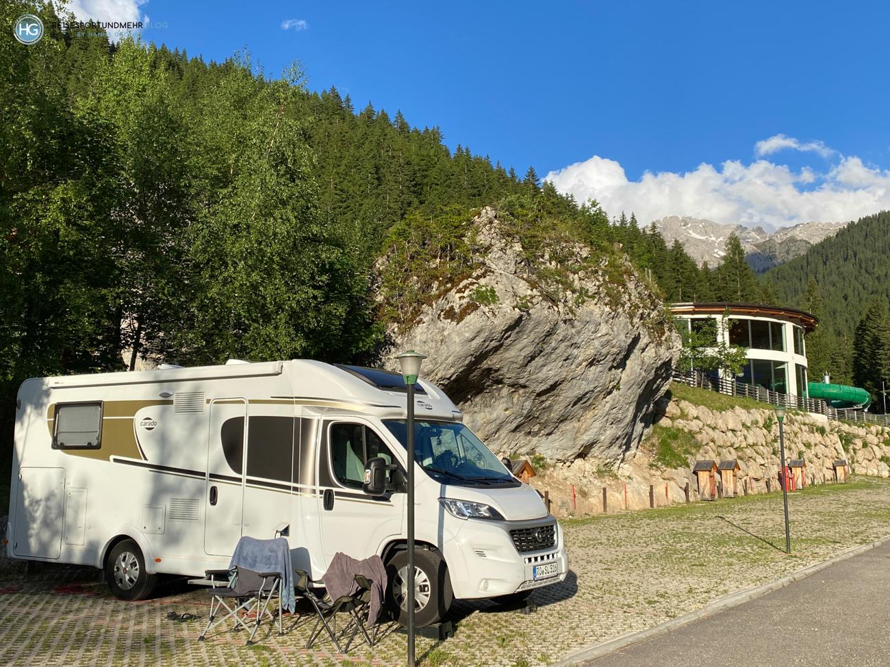 Südtirol 2021 - Camping Vidor (Foto: Hanns Gröner)