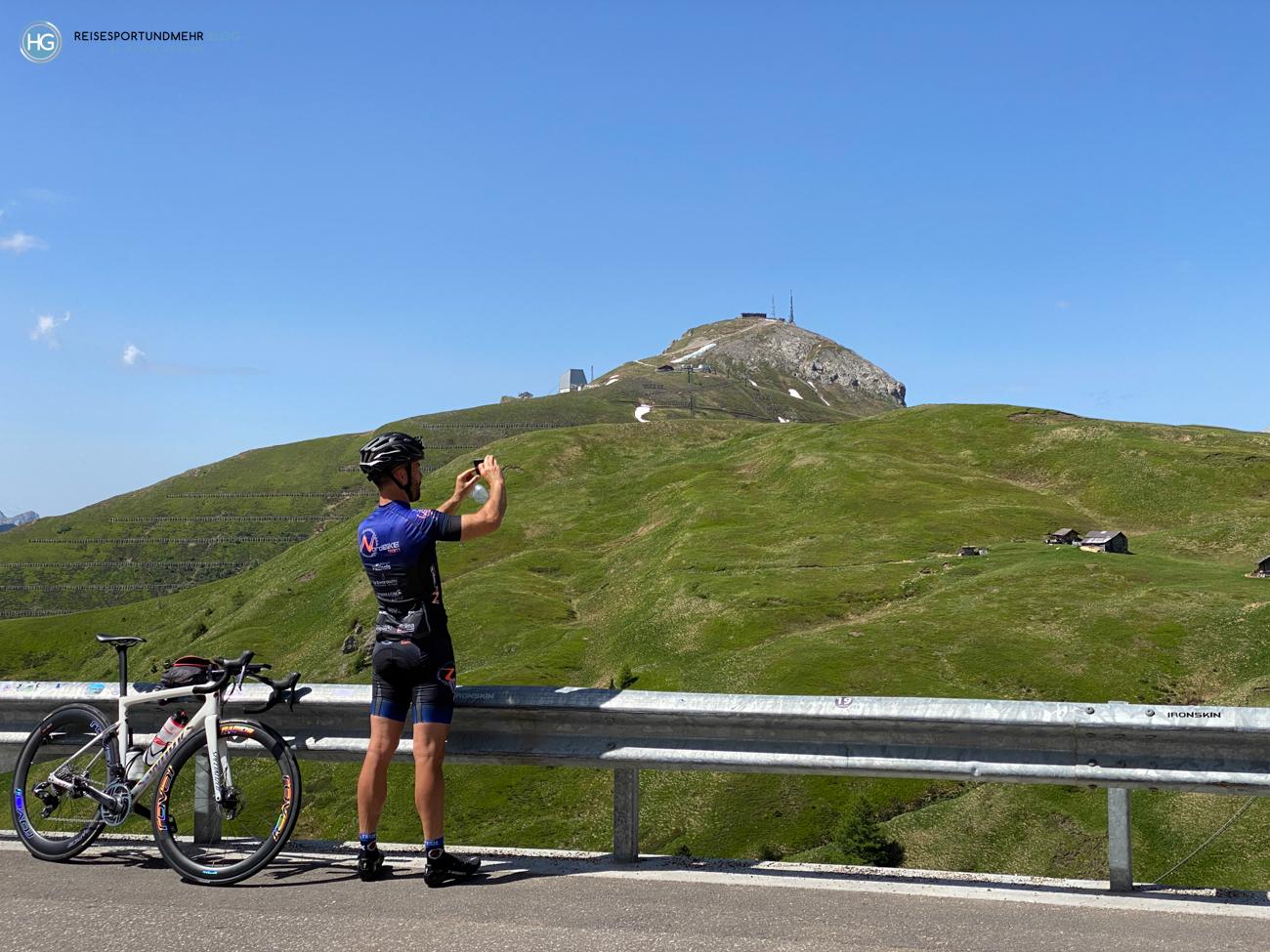 Südtirol 2021 - Sellajoch (Foto: Hanns Gröner)