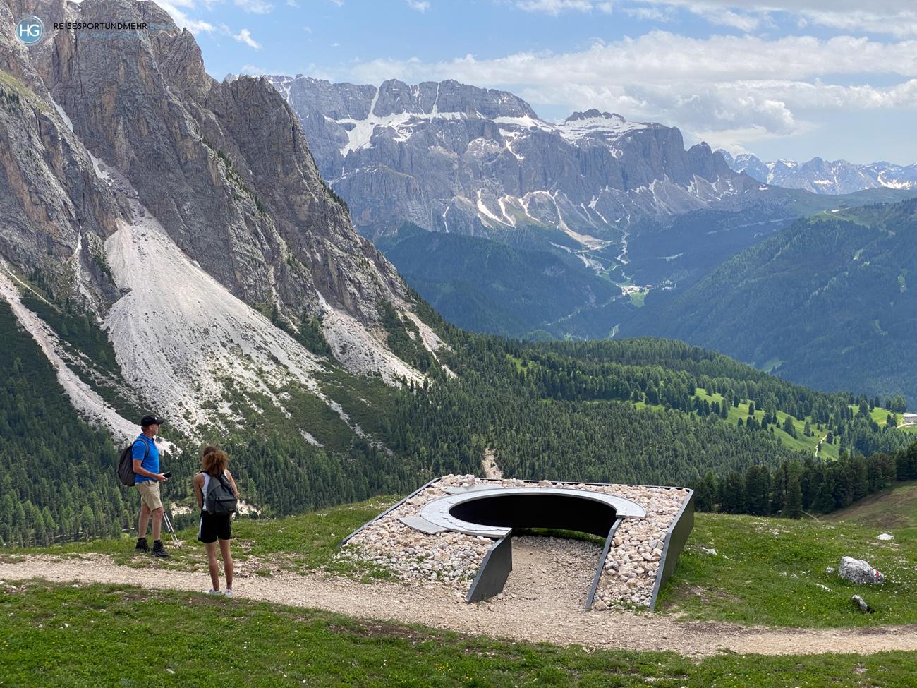 Südtirol 2021 - Col Raiser (Foto: Hanns Gröner)