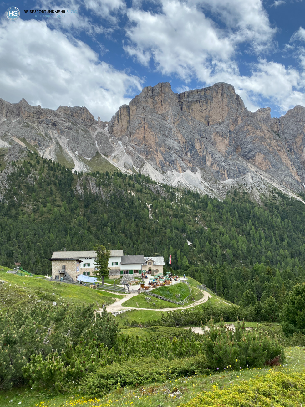 Südtirol 2021 - Col Raiser - Regensburger Hütte (Foto: Hanns Gröner)