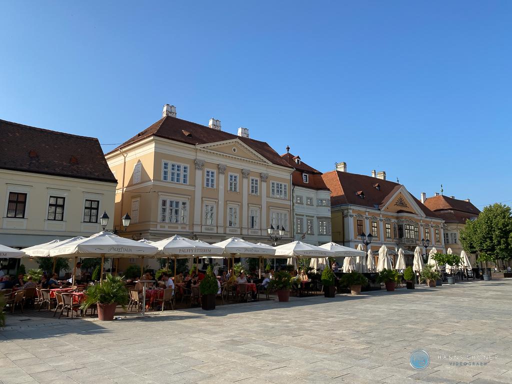 Ungarn 2021 - Györ (Foto: Hanns Gröner)