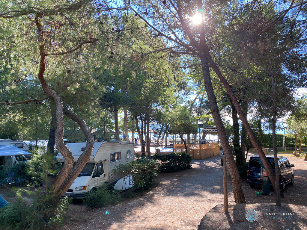 Grado 2021 Camping Villaggio Europa (Foto: Hanns Gröner)